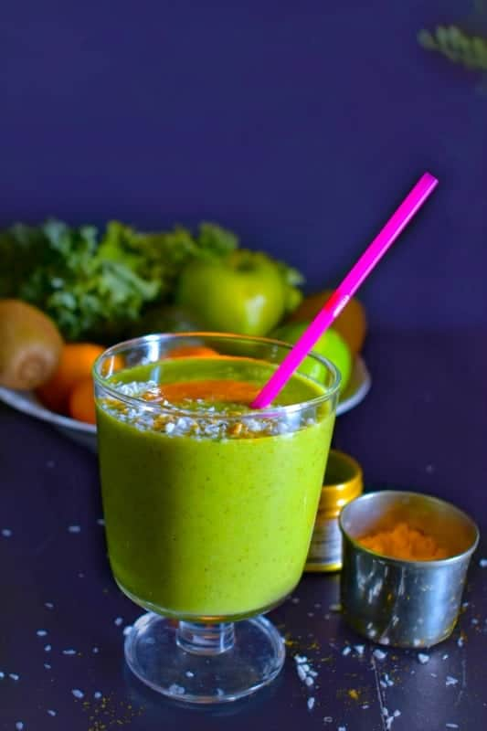 Loaded Immunity Boosting Smoothie