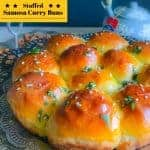Stuffed Samosa Curry Buns