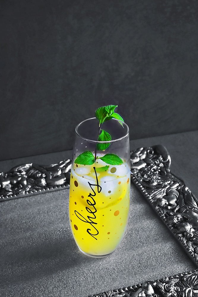 Tropical Passionfruit Sangria recipe