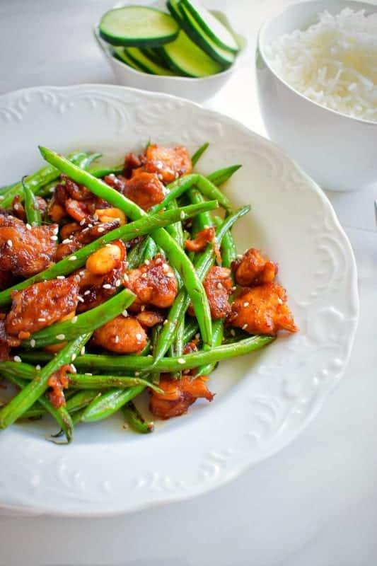 string-beans-chicken-recipe
