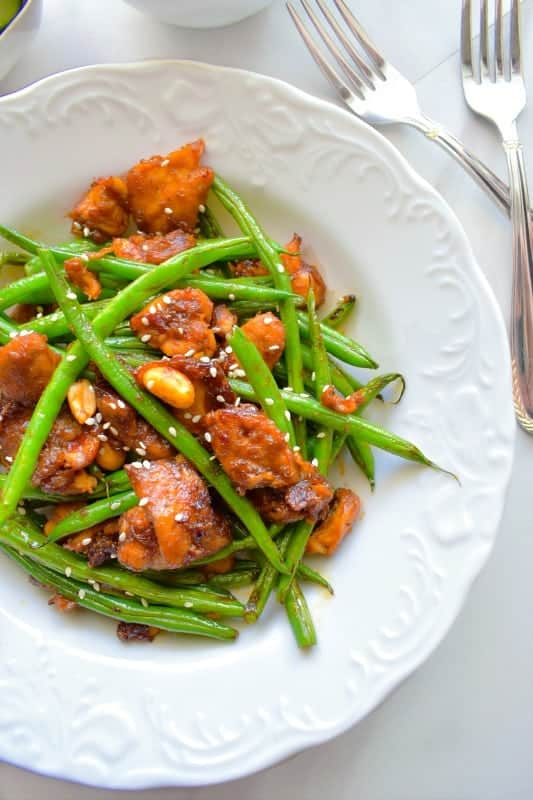thai-string-beans-chicken-recipe