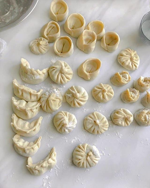 how to make dumplings at home