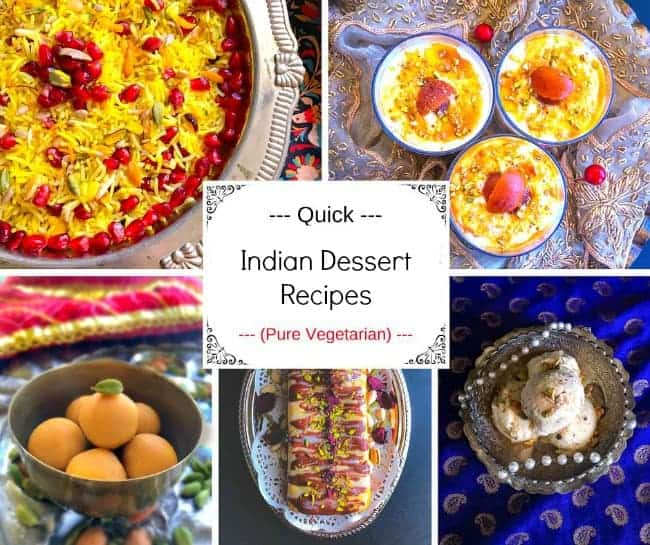 quick indian dessert recipes perfect for parties and festivals