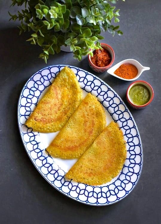 instant-Pesto-Dosa-Recipe