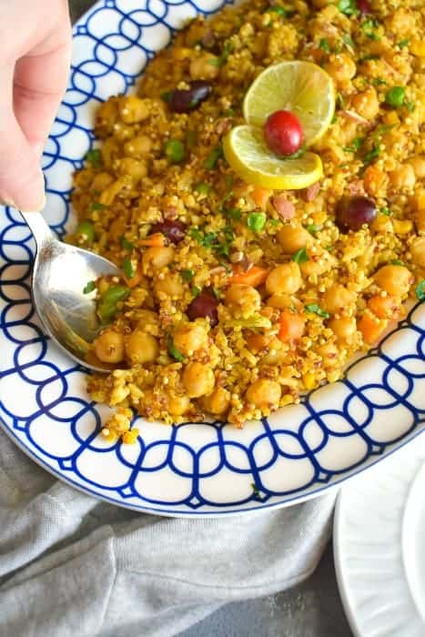 spicy-quinoa-pulao-vegan