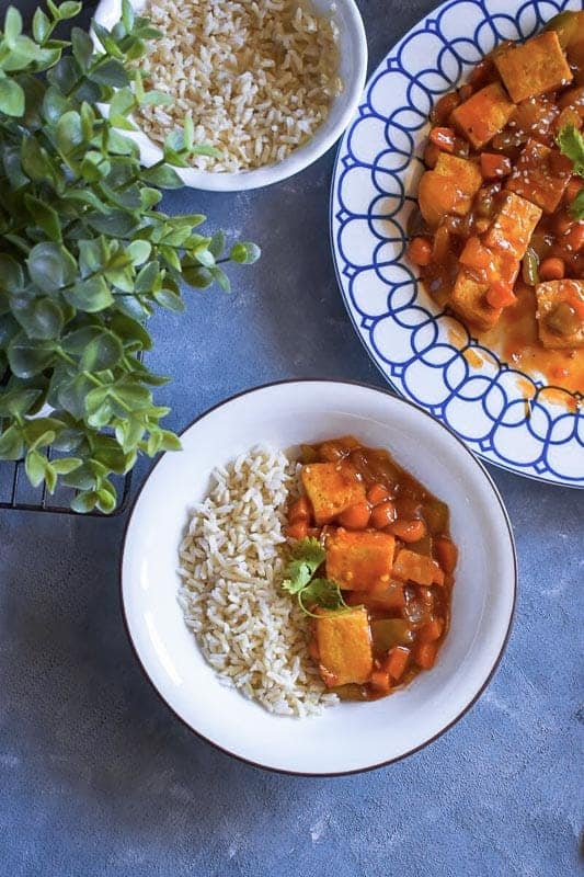 Super Easy Sweet and Sour Tofu Recipe
