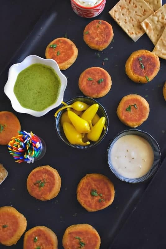 vegetable-lentil-patty-recipe