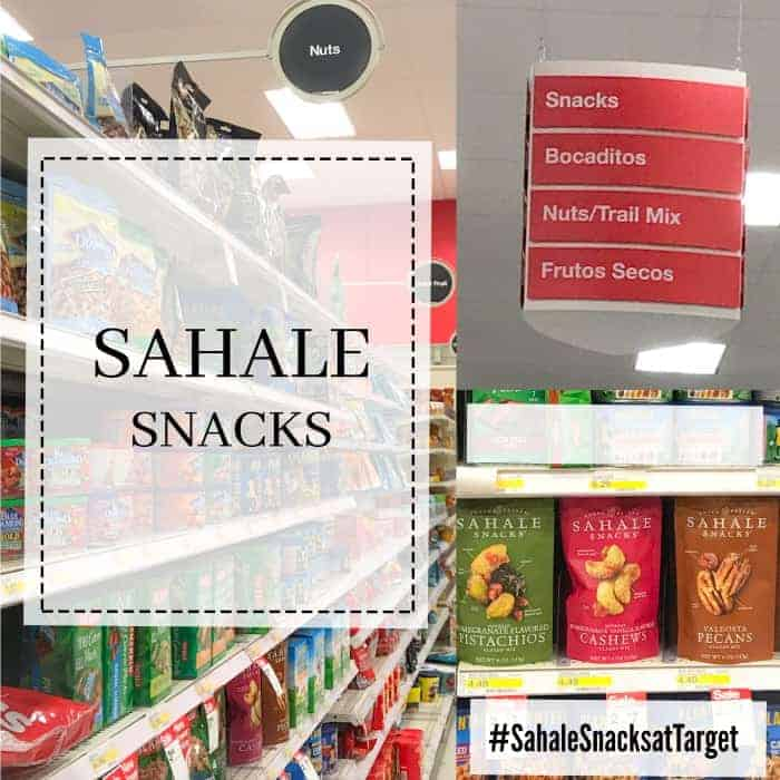 #SahaleSnacksatTarget target