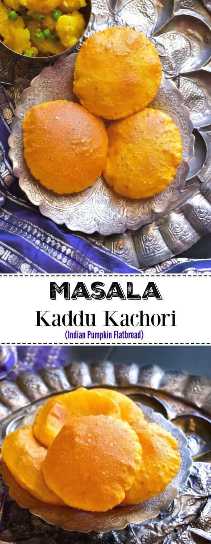 Masala Kaddu Kachori: #kachori #pumpkin #diwali