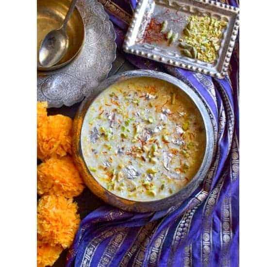 Shahi Saffron Pistachio Seviyan