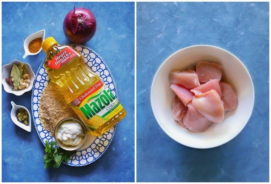 chicken-Biryani-ingredients