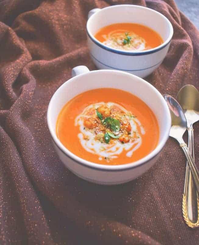 tomato detox soup