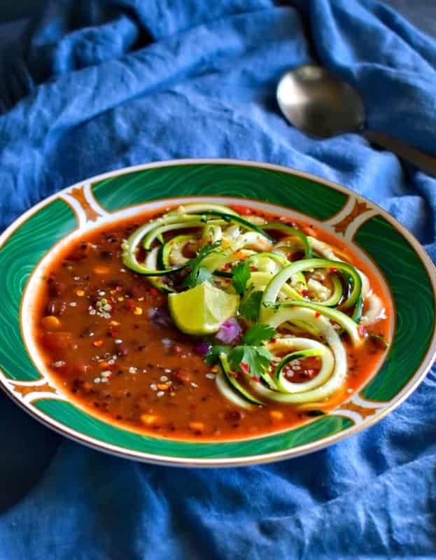instant-pot-vegan-zoodle-soup