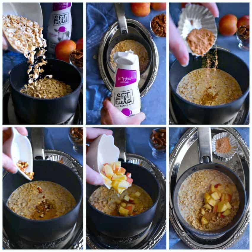 Overnight-oats-process