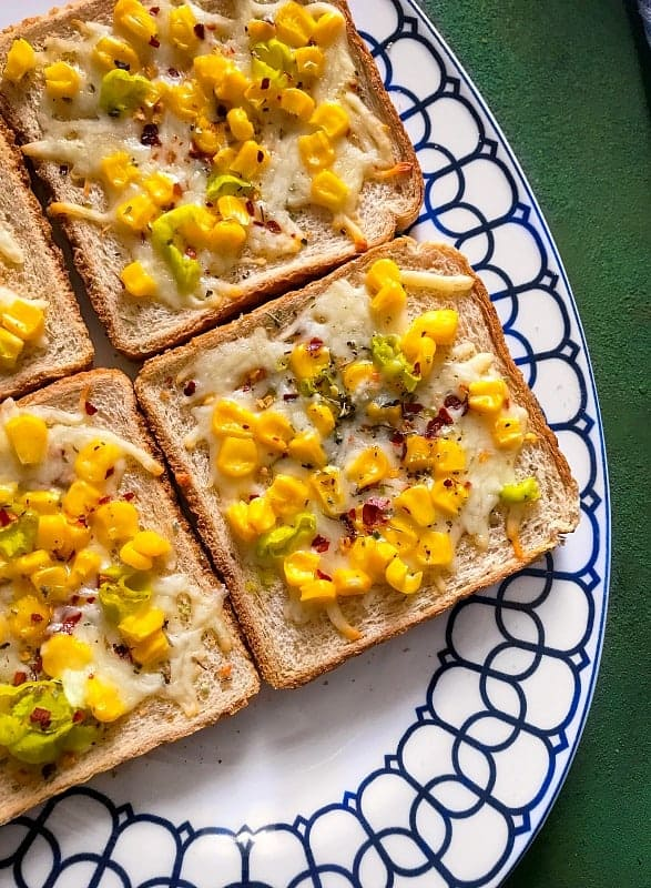 chili-cheese-corn-toast-recipe