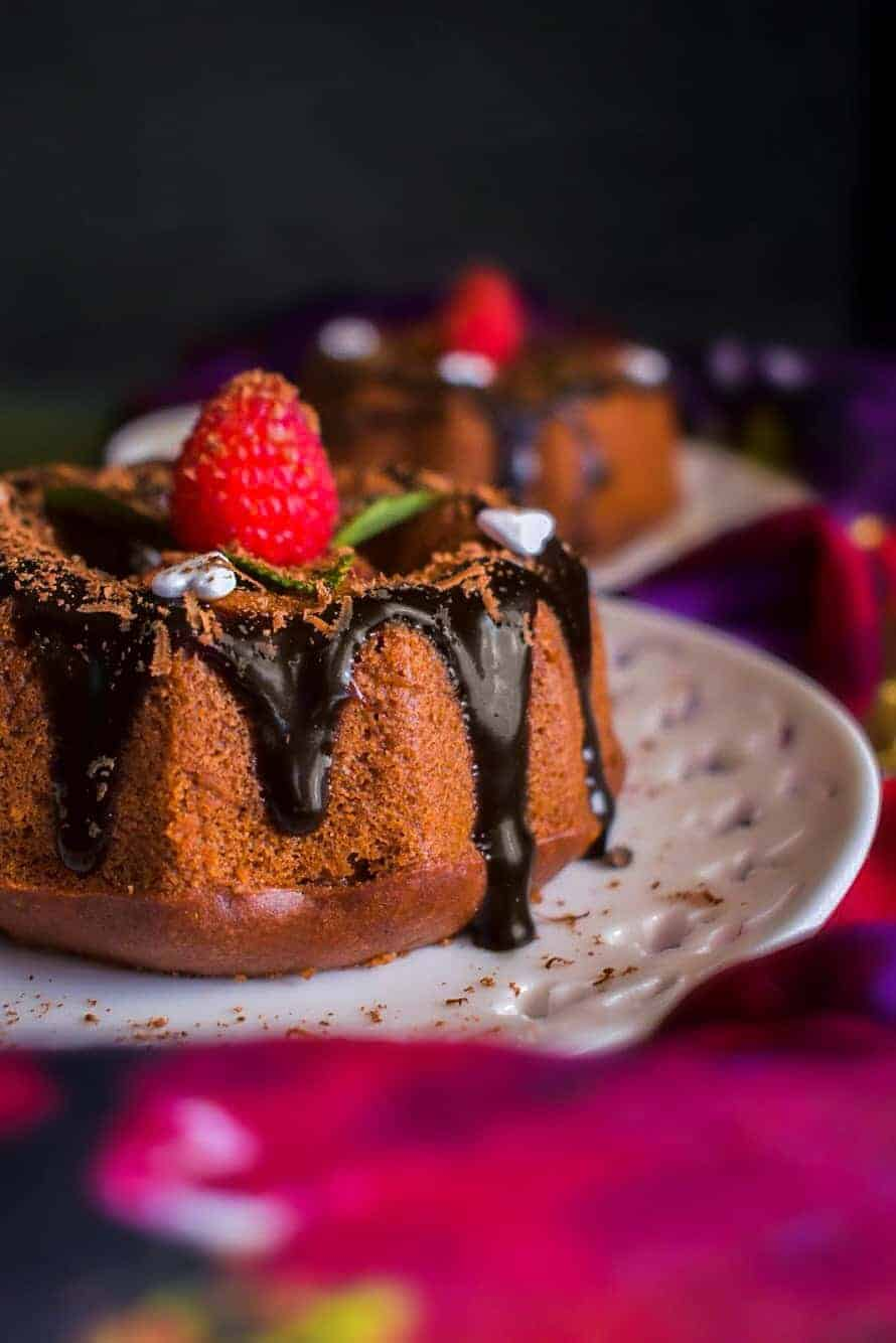 Chocolate Bourbon Cake Recipe