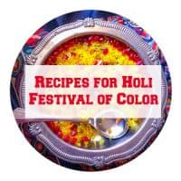 Popular Indian recipes for Holi