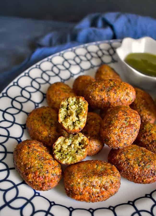 lentil-kababs-vegetarian