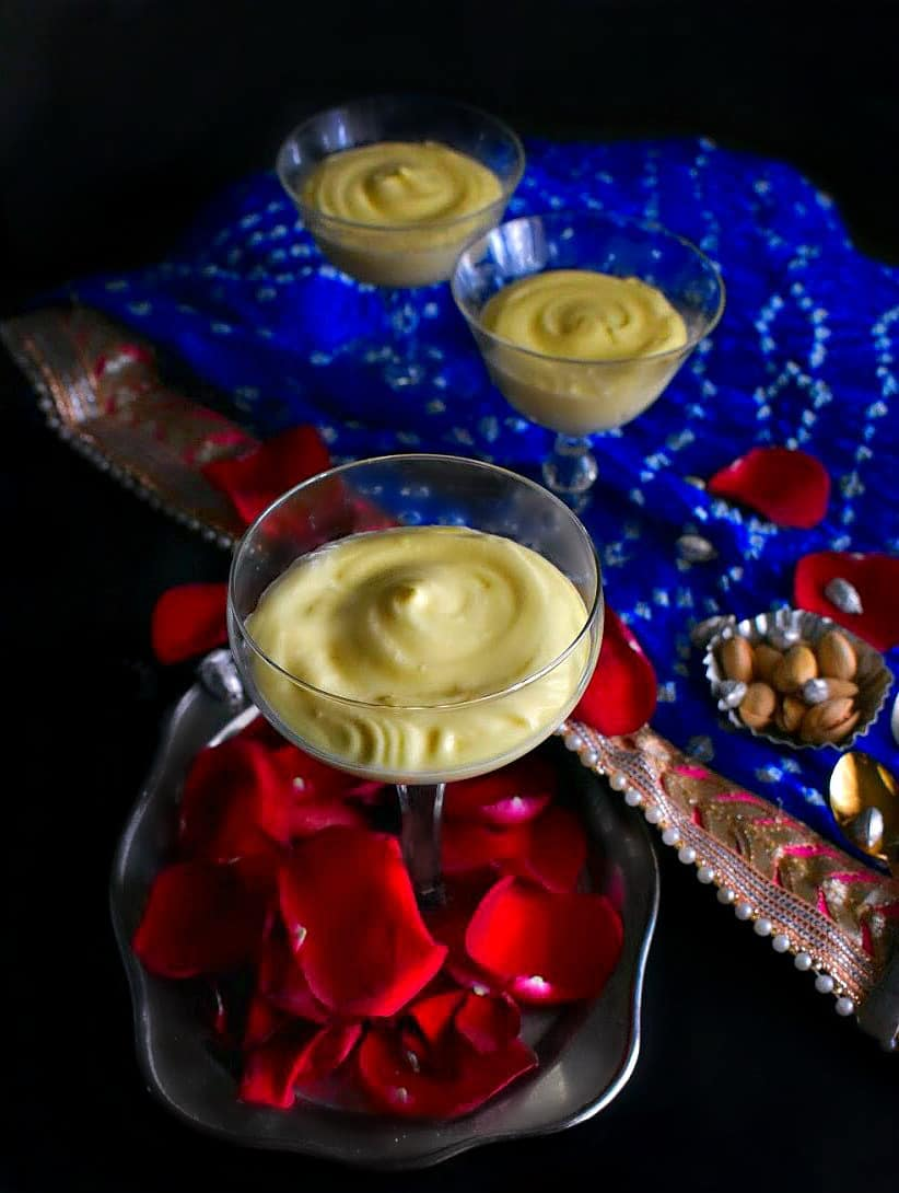 Instant-Thandai-Mousse