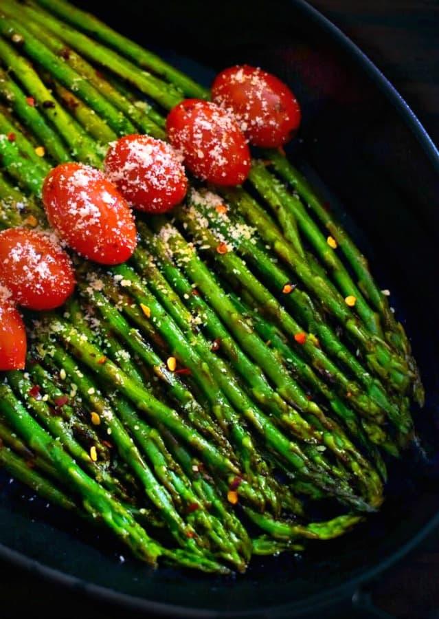 garlic-butter-sauteed-asparagus