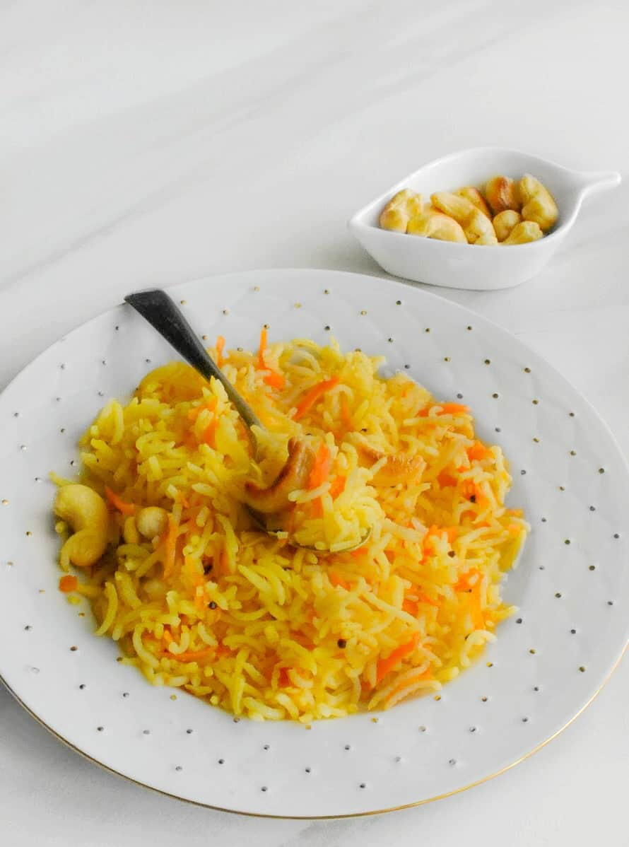instant-pot-carrot-pulao