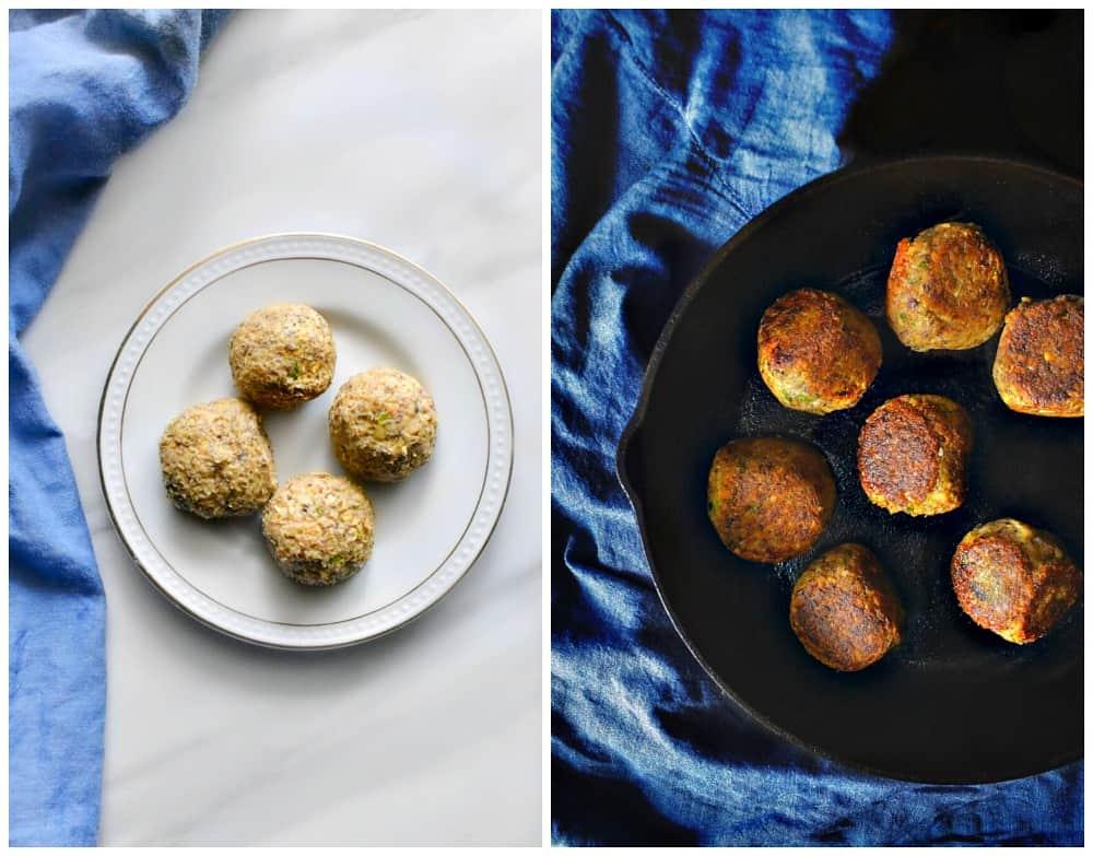 mushroom-meatballs-recipe