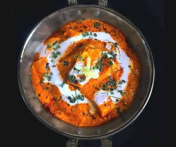 best paneer tikka masala recipe