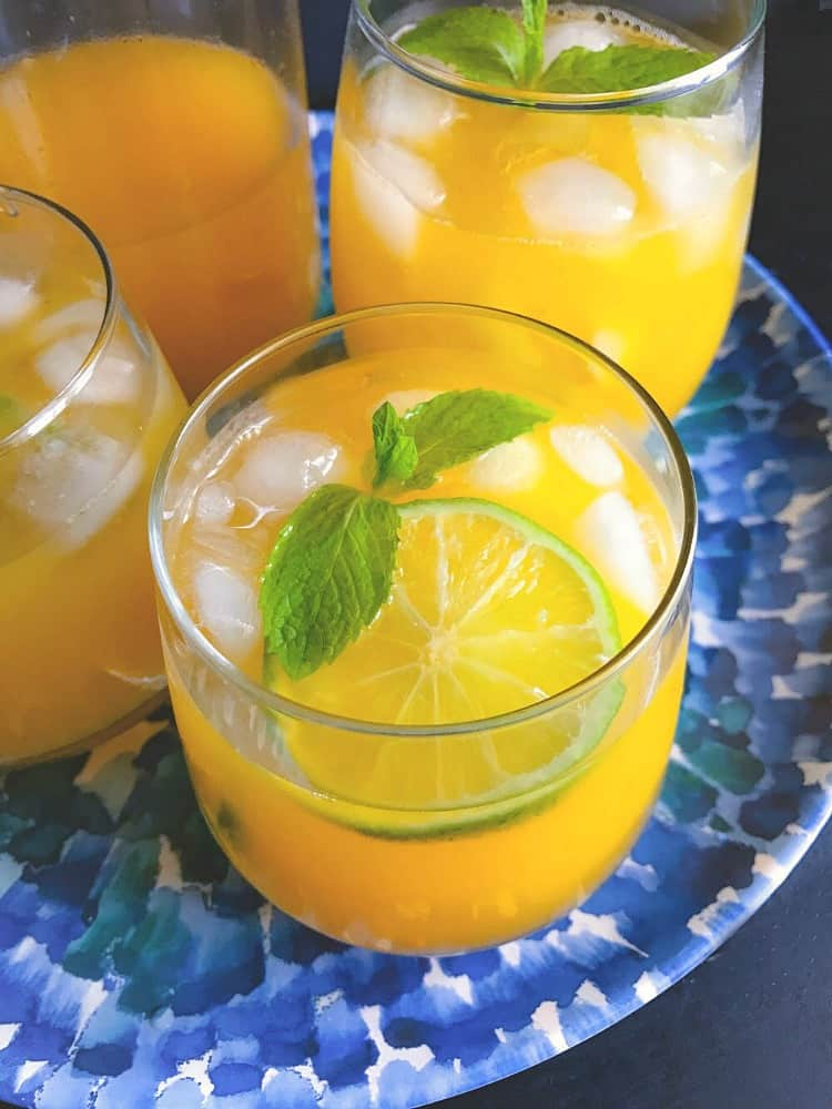 iced-mango-green-tea