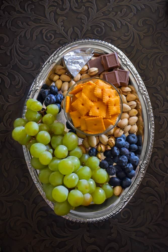 wine-platter-setup