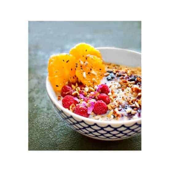 Multigrain Summer Porridge Recipe