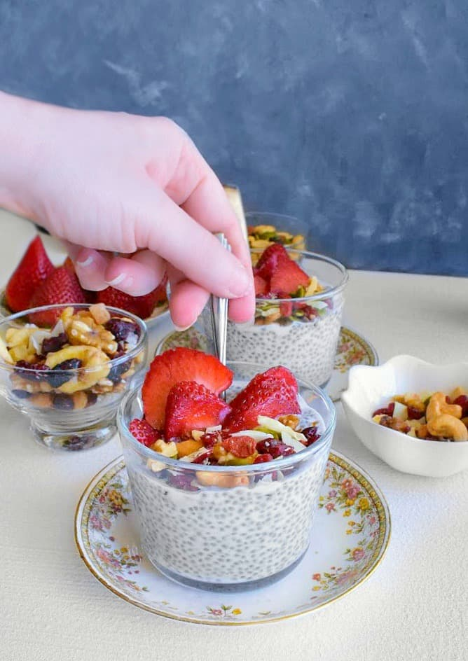coconut-chia-pudding