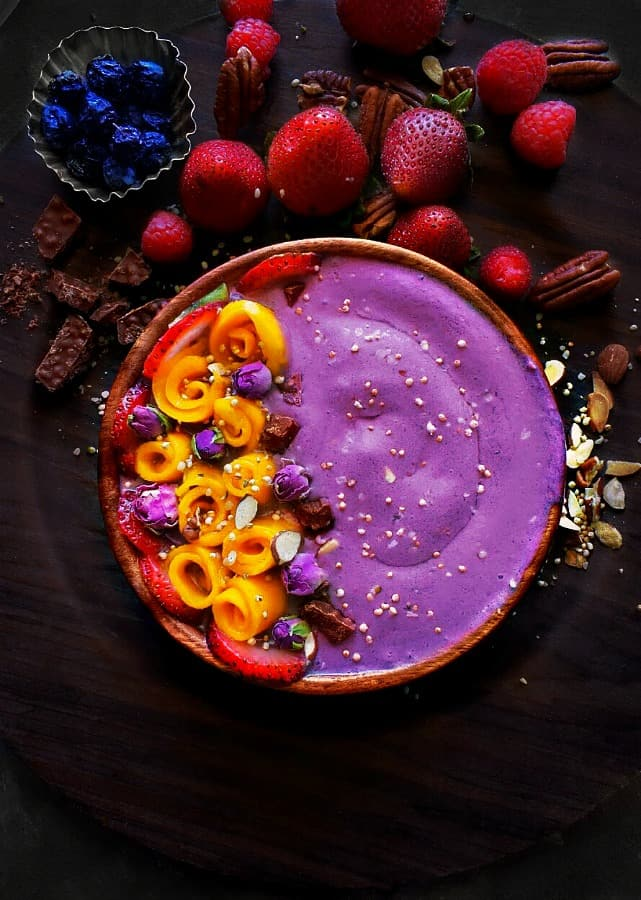 Tropical Acai Berry Bowl