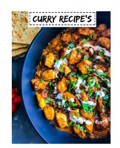 CURRY-recipes