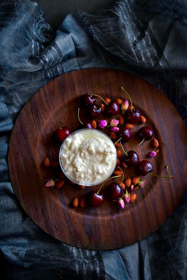 cherry-smoothie-ingredients