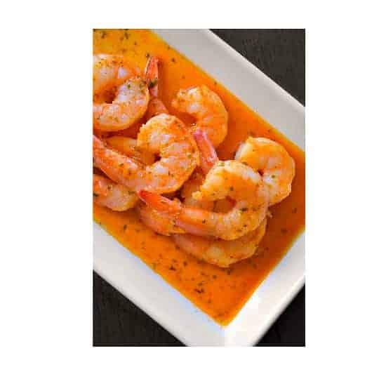 Spicy Shrimp Scampi (Best Ever 15 Minutes Recipe)