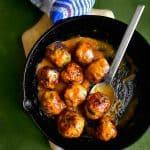 spicy-mango-meatballs-recipe