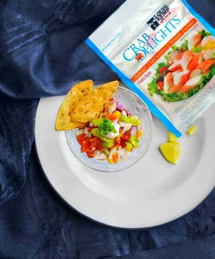 Mexican-Crab-Ceviche