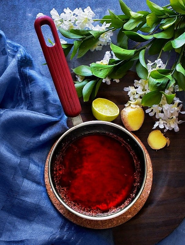 hibiscus-tea-syrup