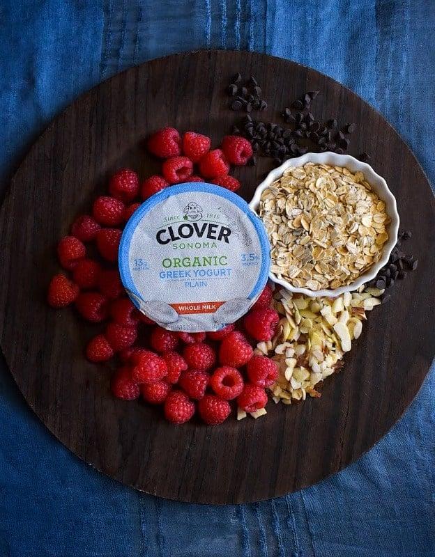 yogurt-granola-tart-ingredients