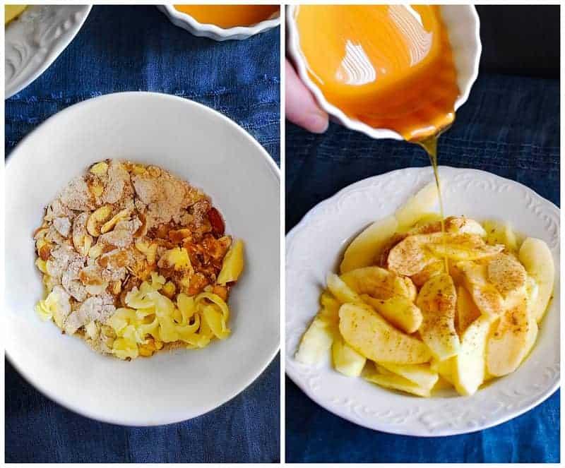 apple crostata ingredients