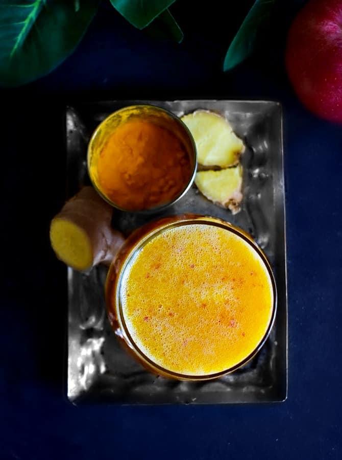 best-ginger-detox-smoothie