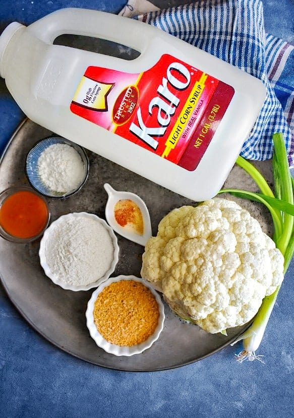 Vegan-Cauliflower-Wings-Ingredients