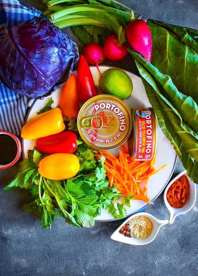 fresh-tuna-rolls-ingredients