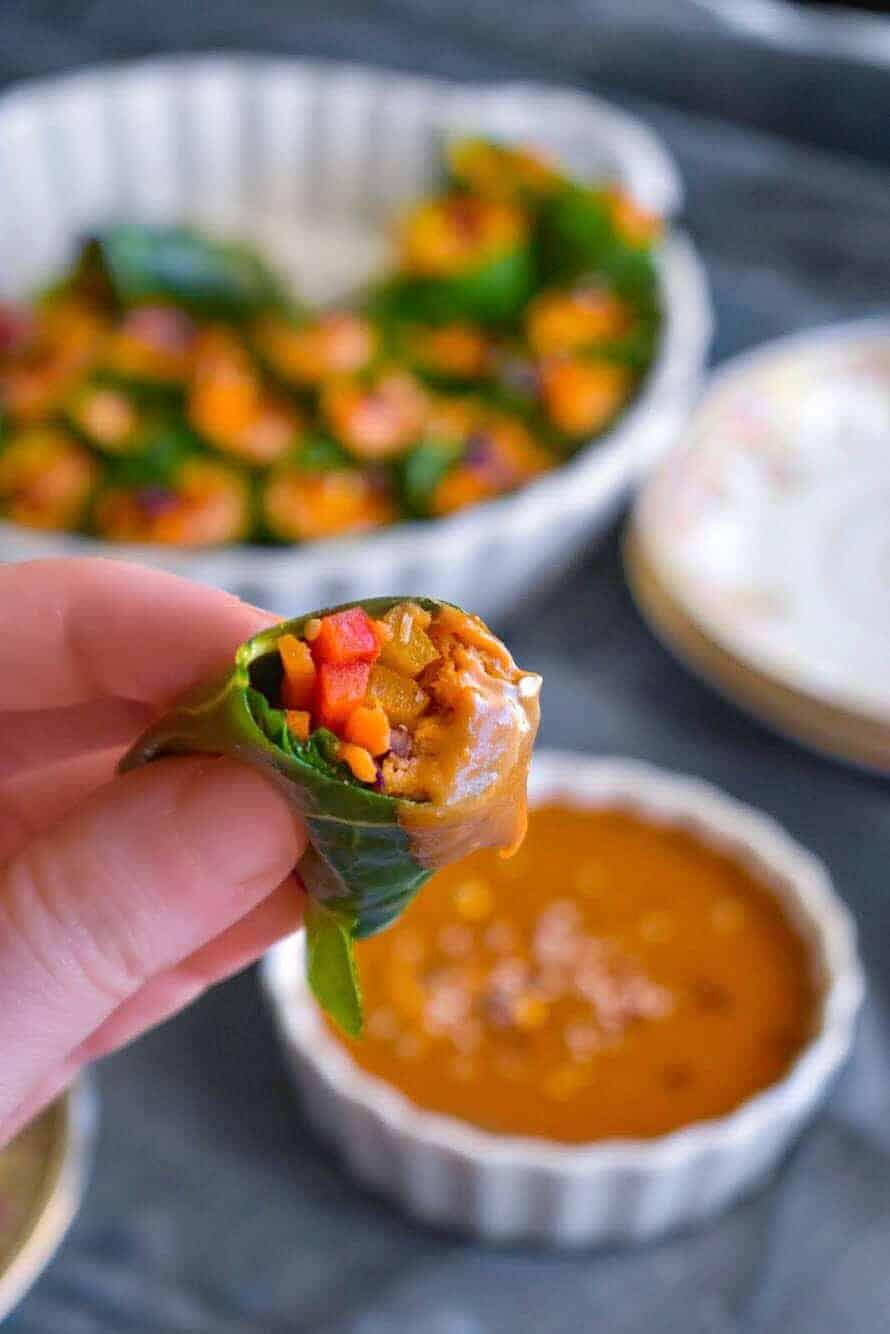 Thai-Vegetable-Tuna-Rolls