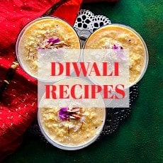quick and delicious Indian diwali recipes