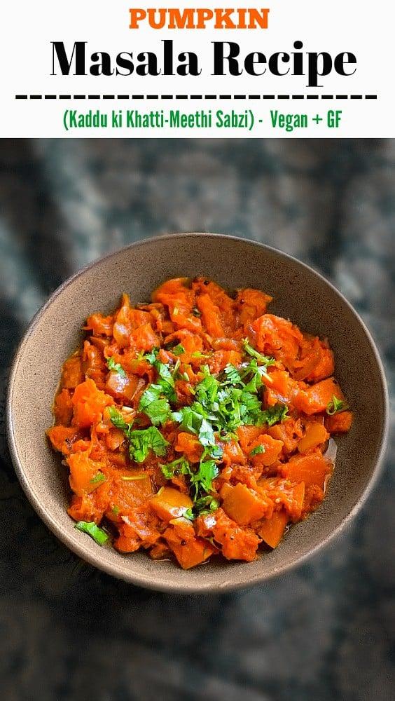 Pumpkin Masala Recipe: #pumpkinmasala #kaddu #indianpumpkin #pumpkin