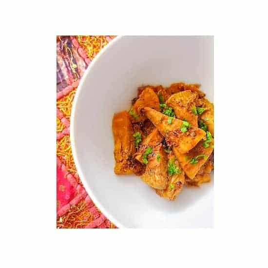 Indian-style-jackfruit-recipe