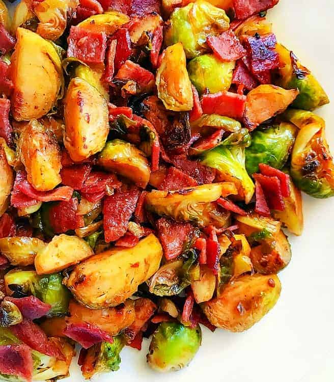honey-brussels-sprouts-bacon-thanksgiving