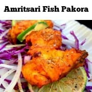 Amritsari fish pakora recipe