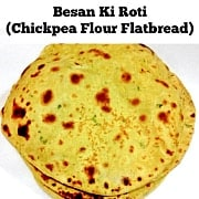besan-ki-roti-recipe